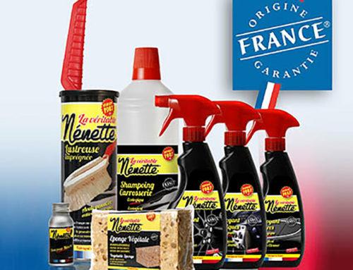 Les produits Nénette® certifiés «OFG»