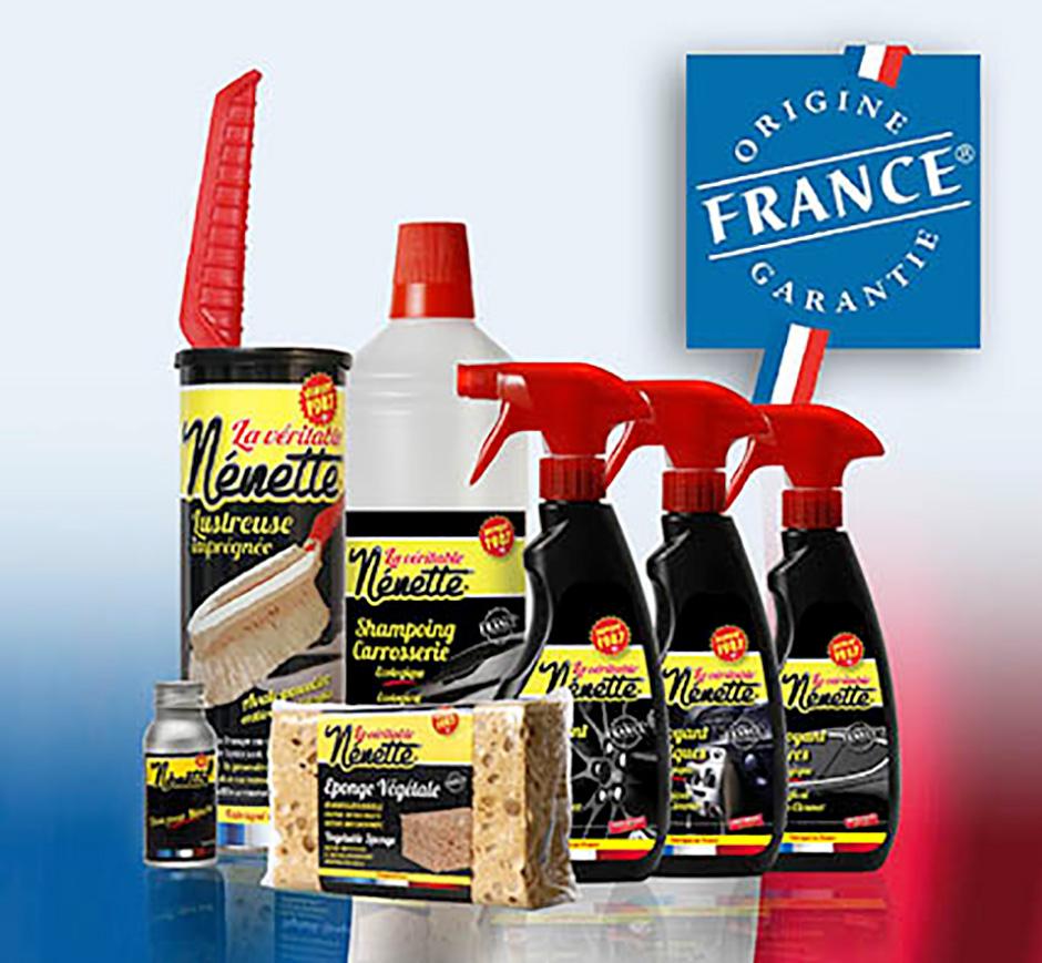 Nenette Origine France Garantie