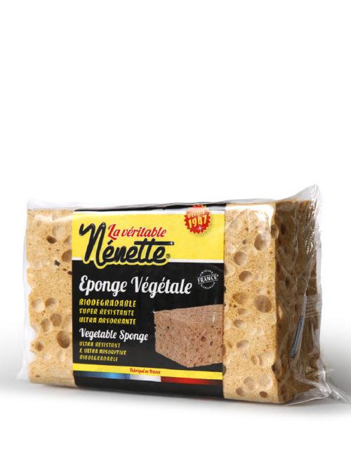 Nenette - Eponge végétale emballée